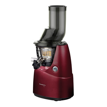 ESTRATTORE SUCCHI WHOLE SLOW  JUICER ROSSO KUVINGS